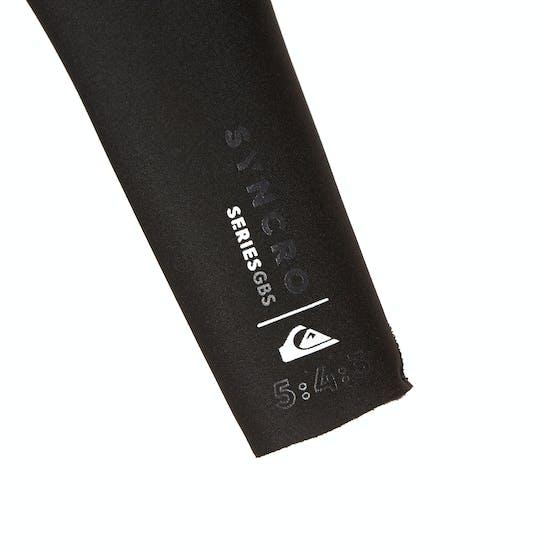 Traje de neopreno Quiksilver Syncro 5/4mm Chest Zip