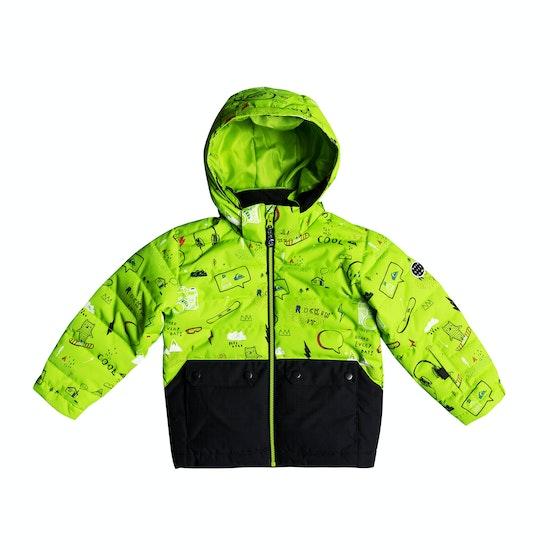 Blusão para Snowboard Criança Quiksilver Edgy