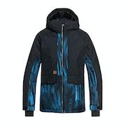 Blusão para Snowboard Criança Quiksilver TR Ambition