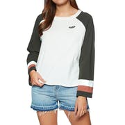 Volcom Streakin Stone Ladies Long Sleeve T-Shirt