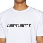 Carhartt Script Mens Short Sleeve T-Shirt