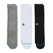 Stance Icon 3 Pack Fashion Socks