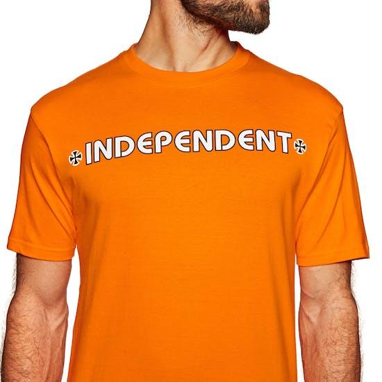 Independent Bar Cross Short Sleeve T-Shirt