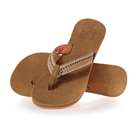 Reef Gypsylove Womens Sandals - Sunset