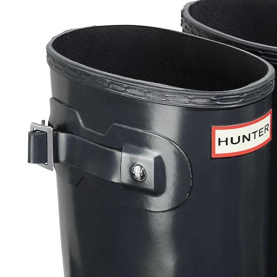 Hunter Original Tall Gloss Damen Gummistiefel