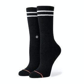 Stance Vitality Womens Socks - Black