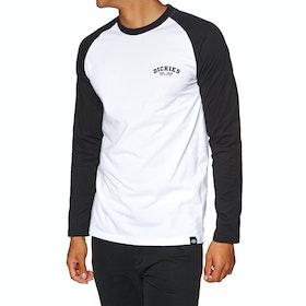 Dickies Baseball Langarm-T-Shirt - Black