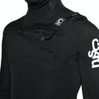 C-Skins Rewired 5/4mm 2019 Chest Zip Hooded Wetsuit