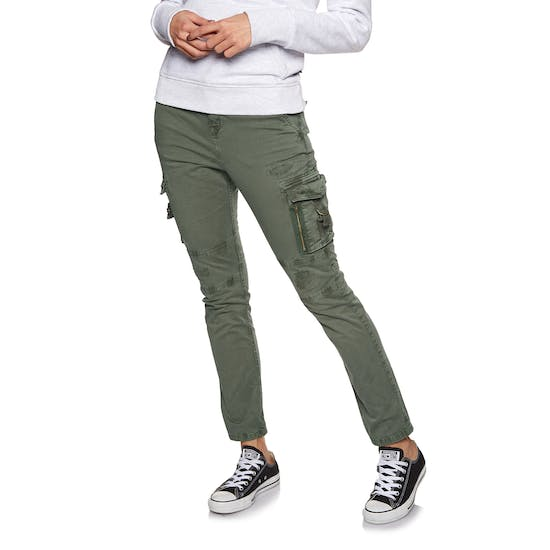 Superdry Girlfriend Cargo Womens Cargo Pants