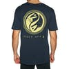 Volcom Peace Off Short Sleeve T-Shirt - Navy
