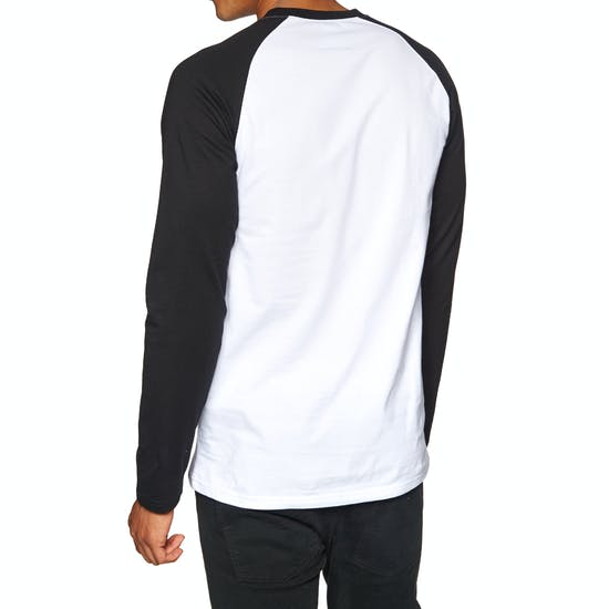 Dickies Baseball Mens Long Sleeve T-Shirt