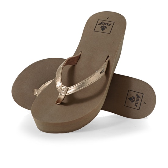 Reef Midnight Ladies Sandals