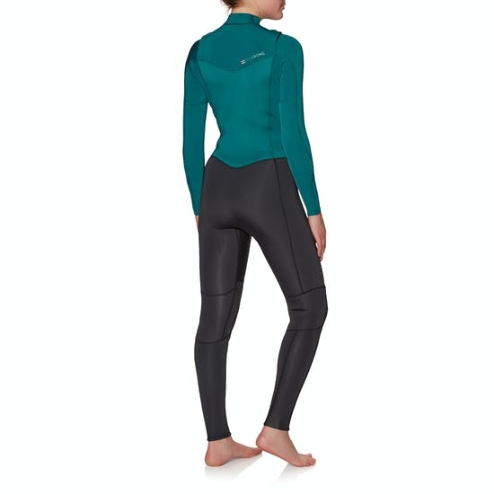 Billabong Furnace Synergy 3/2mm 2019 Chest Zip Ladies Wetsuit