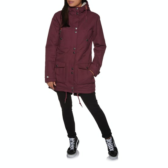 Volcom Walk On By Parka Ladies Jacket