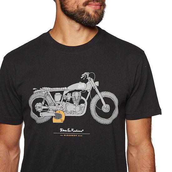 Deus Ex Machina The Bloodnok Short Sleeve T-Shirt