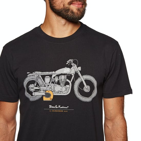 Deus Ex Machina The Bloodnok Short Sleeve T-Shirt