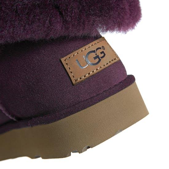 UGG Classic Cuff Mini Womens Boots
