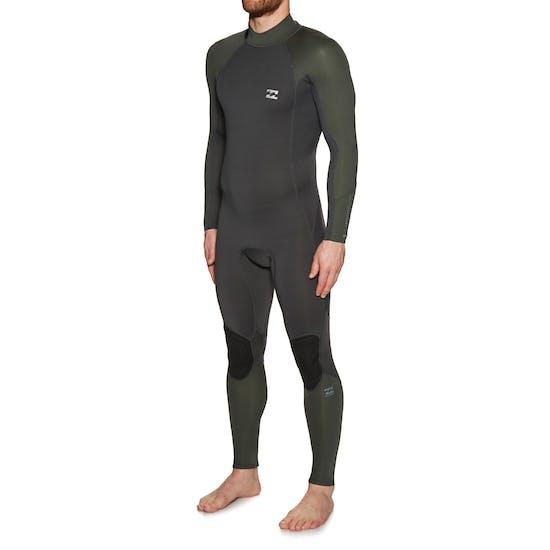 Billabong Absolute 3/2mm 2019 Back Zip Mens Wetsuit
