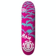 Element Bam Shadow 8.25 Inch Skateboard Deck