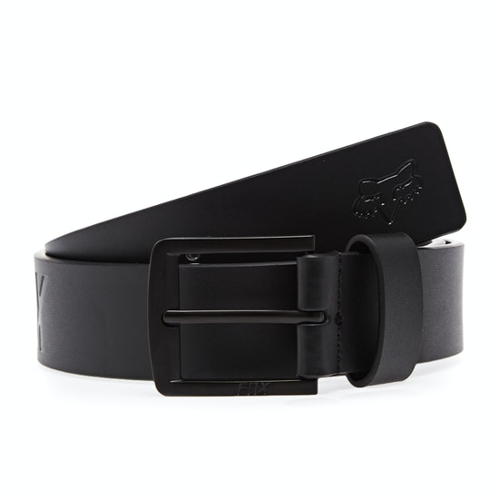 Fox Racing Briarcliff 2 Leather Belt