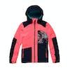 O Neill Cascade Girls Jacket - Neon Tangerine Pink