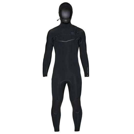Billabong Furnace Carbon Ultra 7/6mm 2019 Chest Zip Hooded Wetsuit