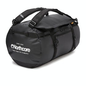 Northcore 85L Duffle Bag - Black White