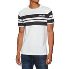 Oakley Classic Stripe Wide Short Sleeve T-Shirt