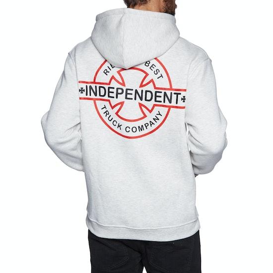 Independent Underground プルオーバーパーカー
