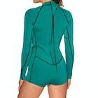 Billabong Spring Fever 2mm 2019 Back Zip Shorty Ladies Wetsuit