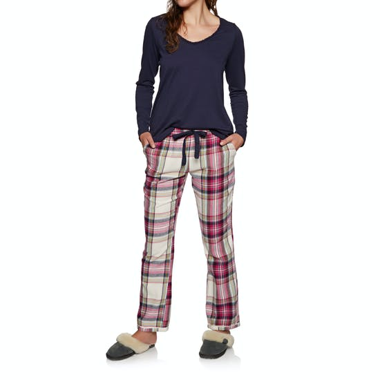 Joules Luna Jersey Top Womens Pyjamas