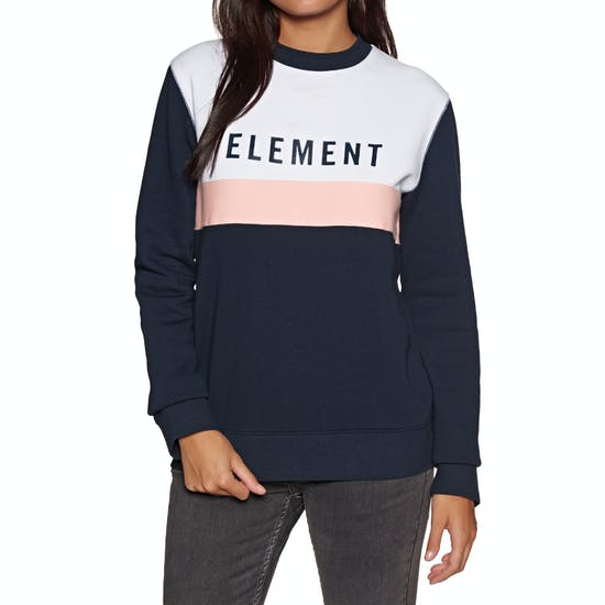 Element Traveller Fleece Damen Pullover