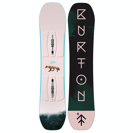 Burton Yeasayer Smalls Girls Snowboard