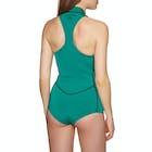 Billabong Salty Dayz 2019 1mm Front Zip Sleeveless Shorty Ladies Wetsuit