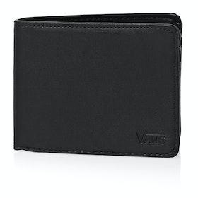 Vans Drop V Bifold Wallet - Black