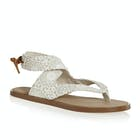 Sanuk W Yoga Mariposa Crochet Ladies Sandals