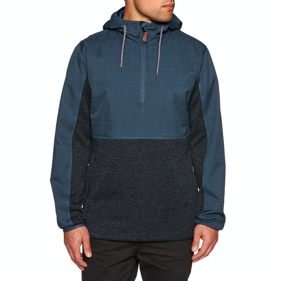 Protest Mistaken 1/4 Zip Hoody