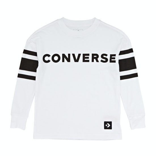 Converse Football Jersey Kids Sweater