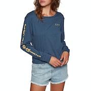 Amuse Society Radicali Ladies Long Sleeve T-Shirt