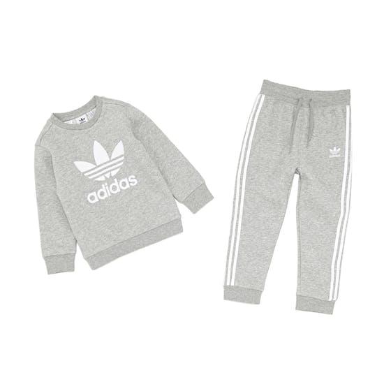 Adidas Originals Trefoil Crew Track Suit Kinderen Jogginbroek