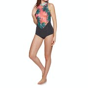 Billabong Salty Dayz 1mm Front Zip Sleeveless Shorty Wetsuit