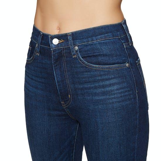 Jeans Femme Levis Mile High Super Skinny