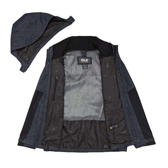 Jack Wolfskin Jasper Flex Waterproof Jacket