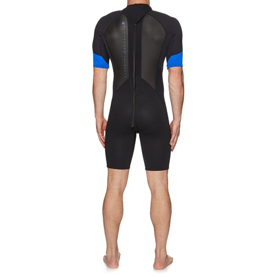 Billabong Intruder 2mm Back Zip Shorty Wetsuit