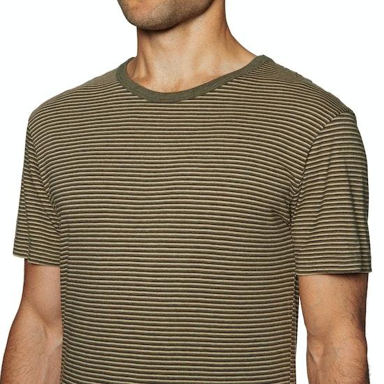 Rhythm Everyday Stripe Short Sleeve T-Shirt