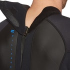 Billabong Intruder 2mm Back Zip Shorty Wetsuit