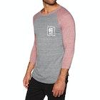 Etnies Stack Box Raglan Long Sleeve T-Shirt