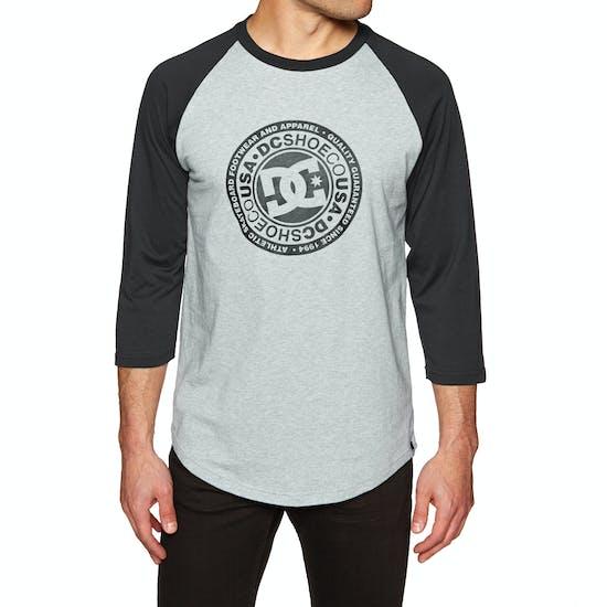 DC Research 3/4 Raglan Long Sleeve T-Shirt