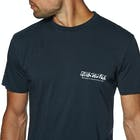 Quiksilver The Original Mountain And Wave Mens Short Sleeve T-Shirt