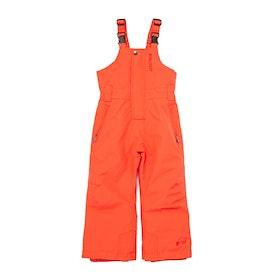 Protest Dax 18 TD Børn Snowboardbukser - Orange